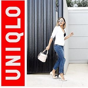 NWT UNIQLO SLIM FIT JEANS